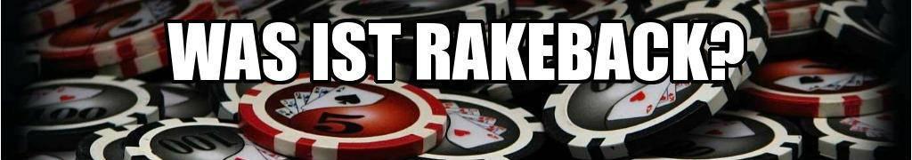 Was ist Rakeback