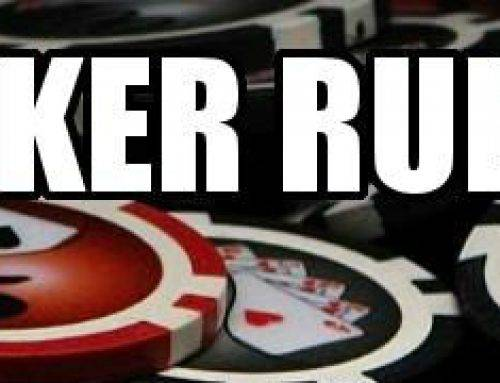 Learn the Poker Rules