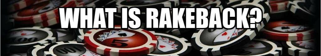 what is rakeback