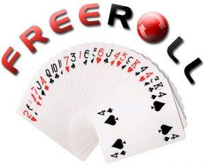 Poker freeroll schedule mini games poker free