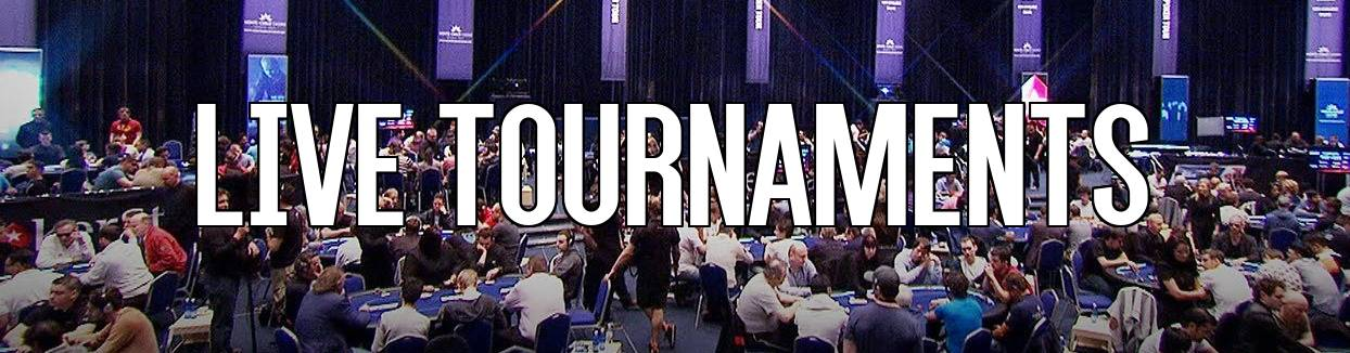 live tournaments