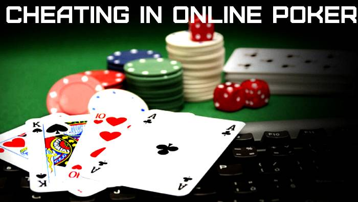 cheating in online poker