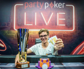 Party Poker Live Fedor Holz