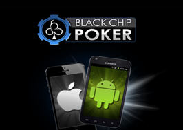 Black Chip Poker Mobile App