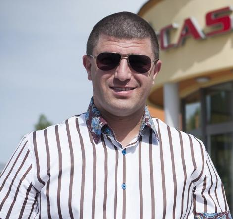 Leo Tsoukernik Pokerspieler