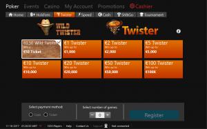 Twister Lobby