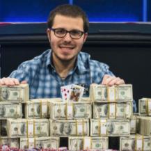 Dan Smith Pokerspieler