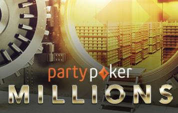 PartyPoker Online Millions