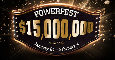 Party Poker Powerfest 2018