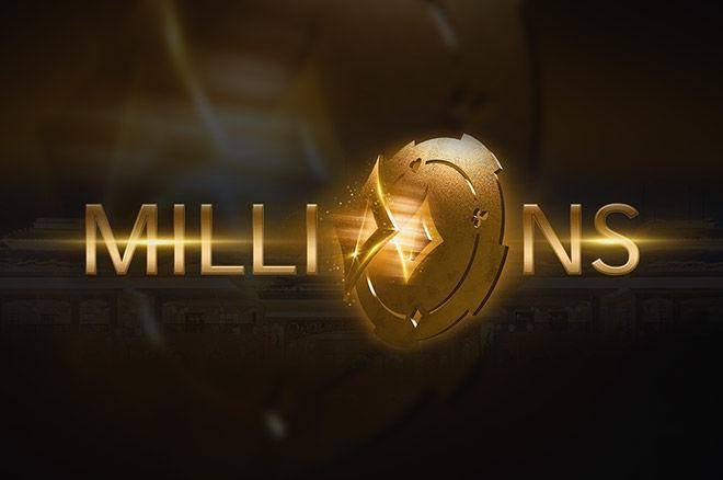 логотип Millions