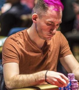 Pokerspieler Justin Bonomo