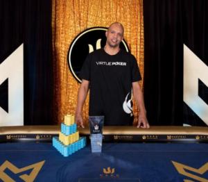 Phil Ivey Tritan Poker