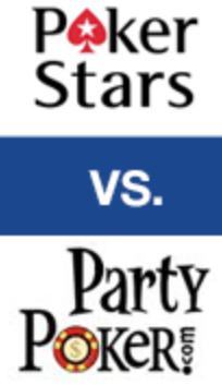 PokerStars vs PartyPoker