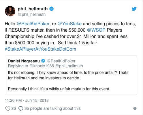 Twitter Phil Hellmuth