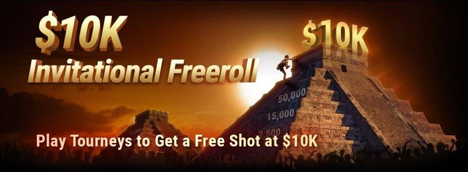 Breakout Poker Freeroll
