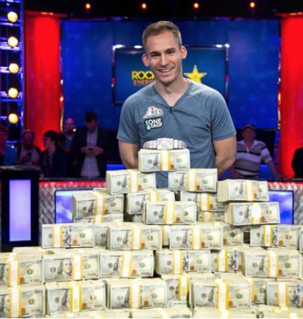Justin Bonomo WSOP 2018