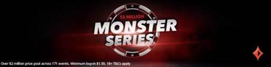 Monster Series PartyPoker