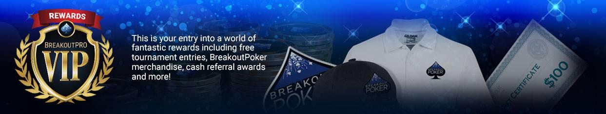 BreakoutPoker VIP Programm