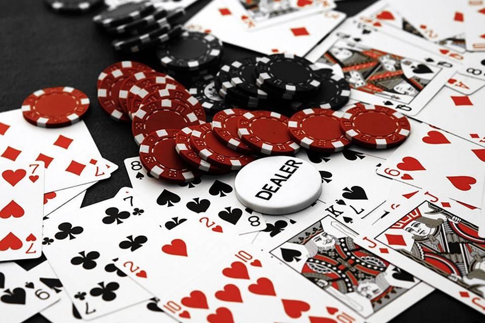 Украина легализовала покер