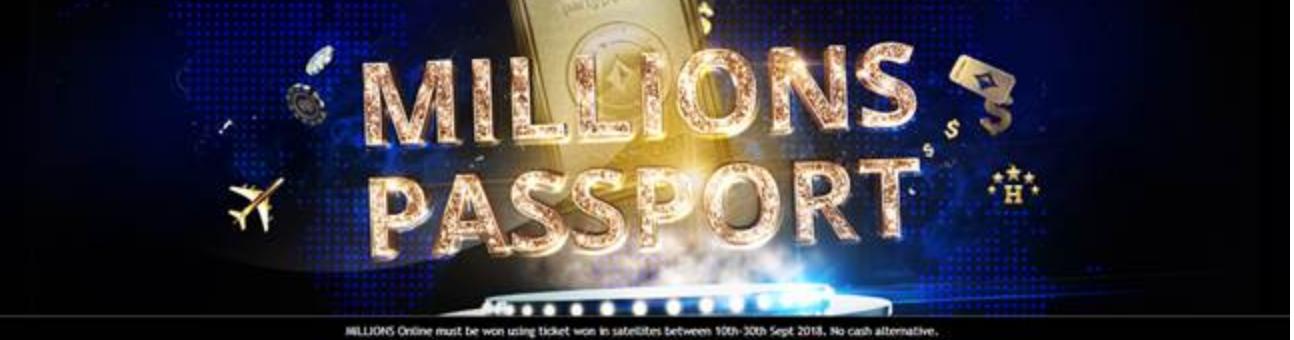 PartyPoker Millions Passport