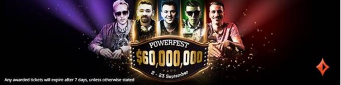 Leon Tsoukernik Powerfest