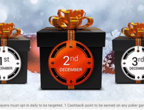 PartyPoker Christmas Promotion