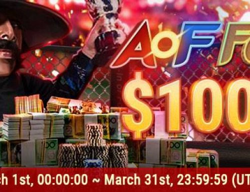 AoF Festival at BestPoker and Natural8