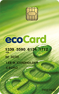 EcoPayz Mastercard