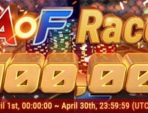 100.000$ All In or Fold(AoF) Race at BestPoker and Natural8