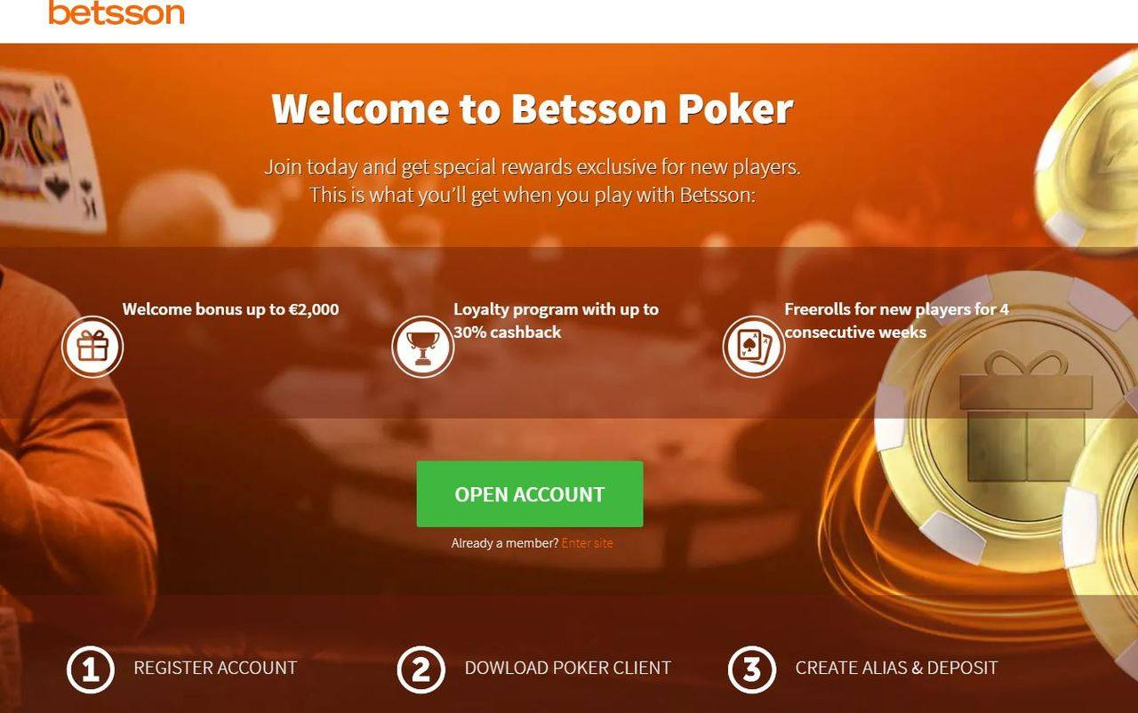betsson sign up 1