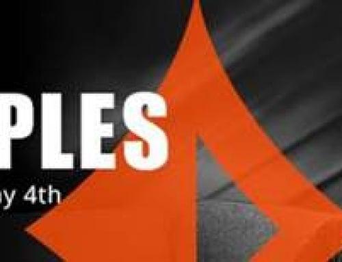 Jaime Staples joins PartyPoker Team Online