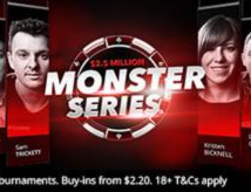 The Monster Series returns with $2.5 million guaranteed