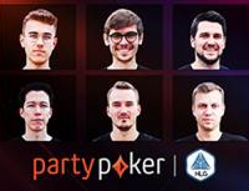 Party Poker becomes the main sponsor of  the No Limit Gaming Stream Team