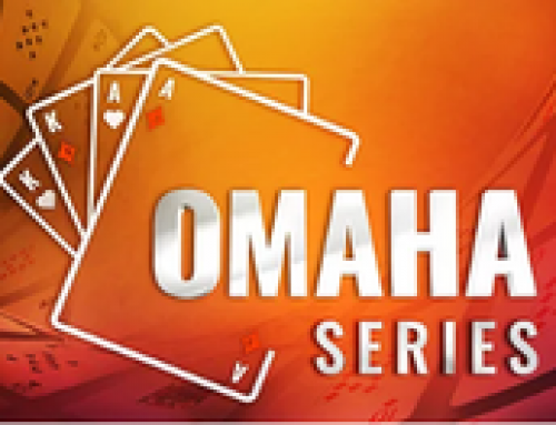 Partypoker has launched the first ever Omaha Series