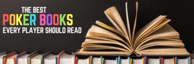 five best poker books to read