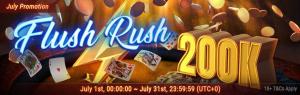 Flush&Rush