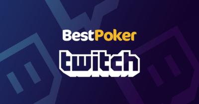 twitch online poker