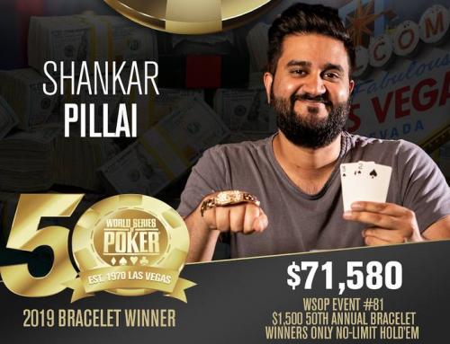 WSOP 2019: Bracelet Winners Championship Results