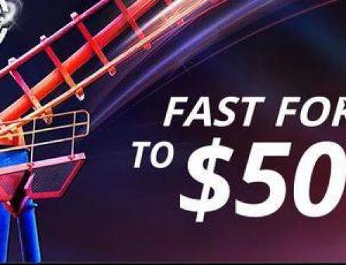 $500K FastForward Giveaway Starts At Partypoker