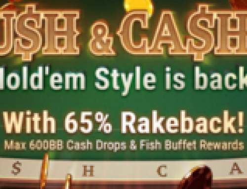 Important information for all rush&cash players in the gg network