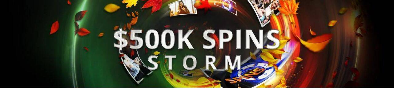 partypoker presents first-ever SPINS games