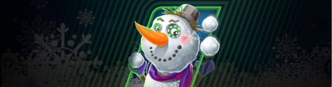 Christmaspoker promotion at Unibet