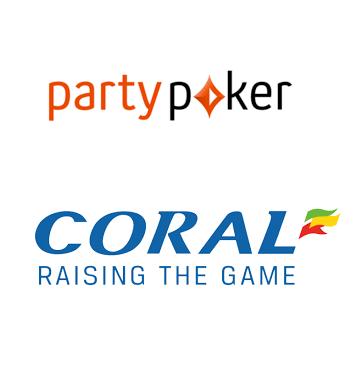 Coral Poker покидает сеть iPoker, чтобы присоединиться к partypoker