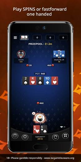partypoker mobile version