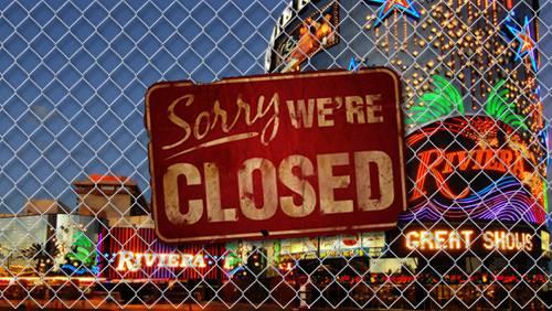 casino is closed due to coronavirus