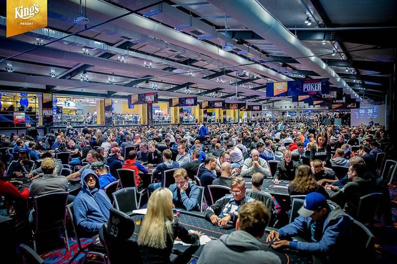 King`s Casino social distancing