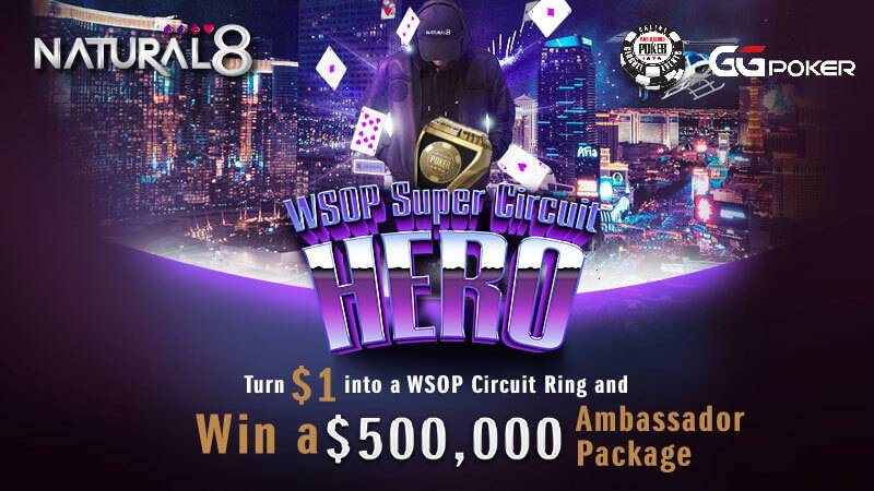 WSOP Super Circuit Hero
