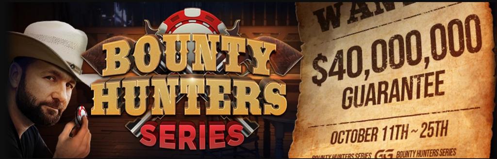 bounty hunter series 2020 at GGPoker